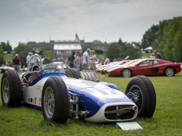 1963 Custom Racecar