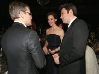 Matt Damon Prevents Jennifer Garner From Taking Custody Away From Ben Affleck?