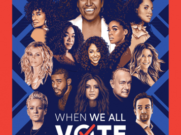 #WHENWEALLVOTE: Michelle Obama, Kerry Washington, Janelle Monae, Chris Paul & More Want YOU To Squad Up To Rock The VOTE!