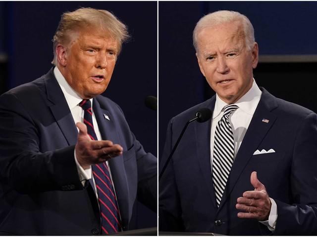 Debate commission to mute Trump's, Biden's mics during initial responses for final debate