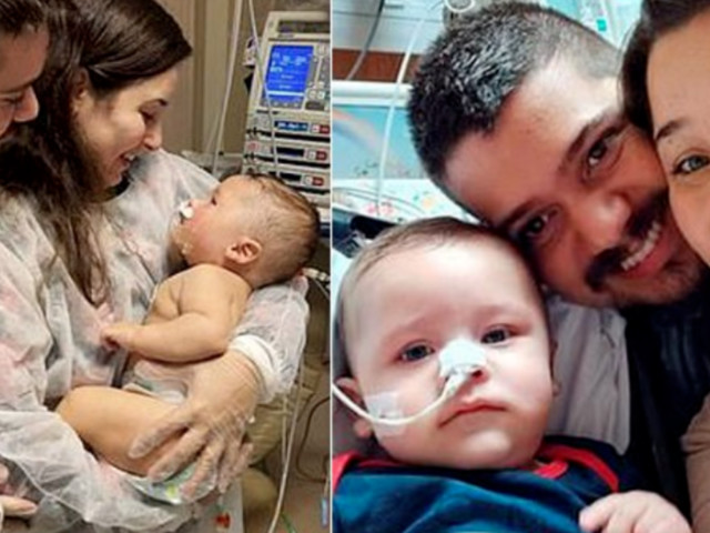 5-Month-Old 'Miracle Baby' Wakes From 32-Day Coma After Beating COVID-19