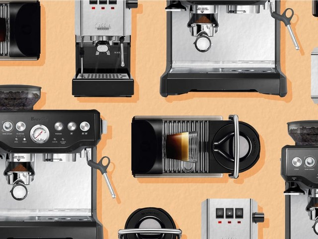 The 4 best espresso machines we tested in 2021