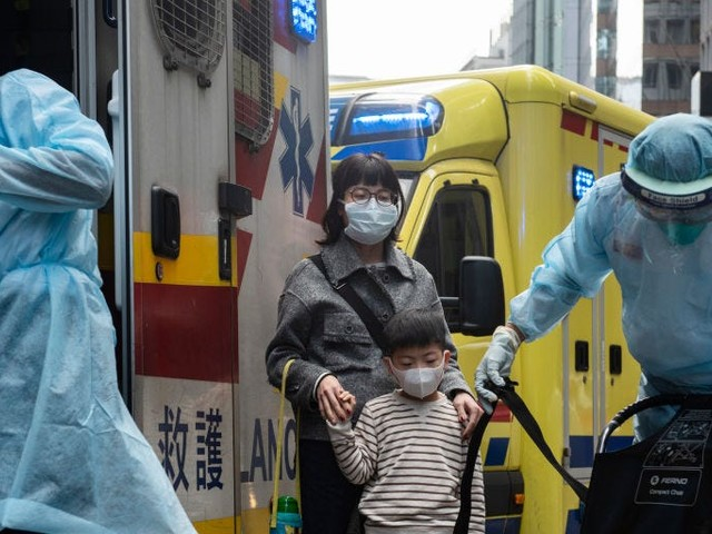A Chinese official warned of a protective mask and suit shortage amid the Wuhan coronavirus outbreak