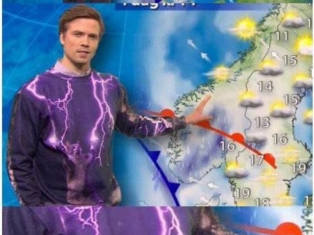 Great Moments In Weather Broadcast History