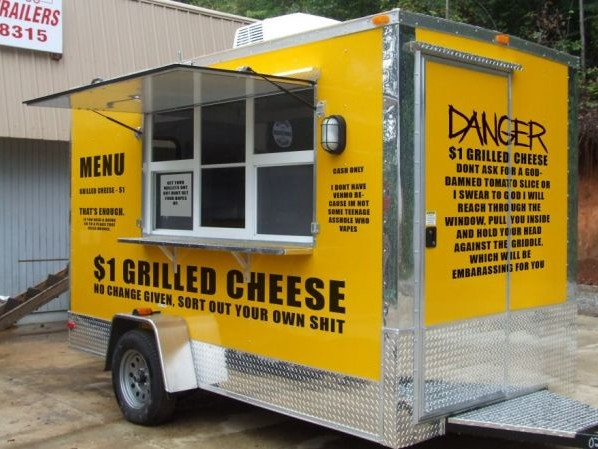 Business Plan: A Grilled Cheese Cart