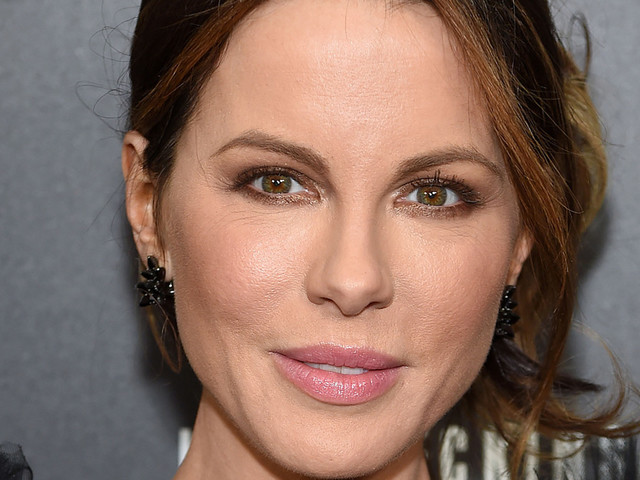 Kate Beckinsale Evacuated By Getty Fire in California