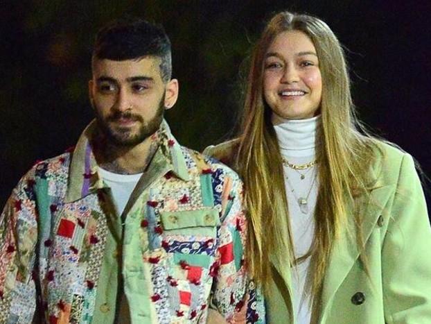 Gigi Hadid and Zayn Malik Are Back Together and Celebrate His Birthday