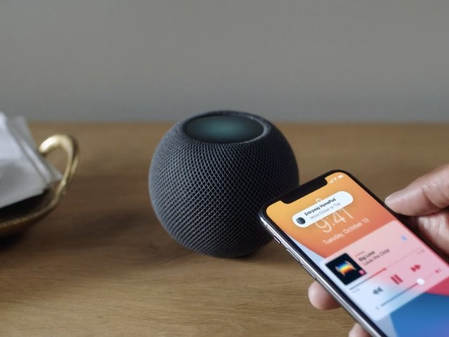 The iPhone 12 and HomePod Mini come with a powerful new chip — a key building block for Apple's vision of a fully interconnected future (AAPL)