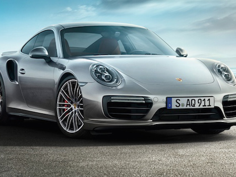 Porsche's new subscription service gets you your perfect car for $2,000 a month