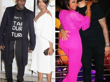 Idris Makes Bold Statement With Fiancee Sabrina + Phaedra Parks Gets Her Cakes Grabbed By BAE Tone Kapone + Quad Webb-Lunceford Rushes Divorce