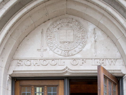 Georgetown and Northwestern law schools announce they will accept GRE, not just LSAT