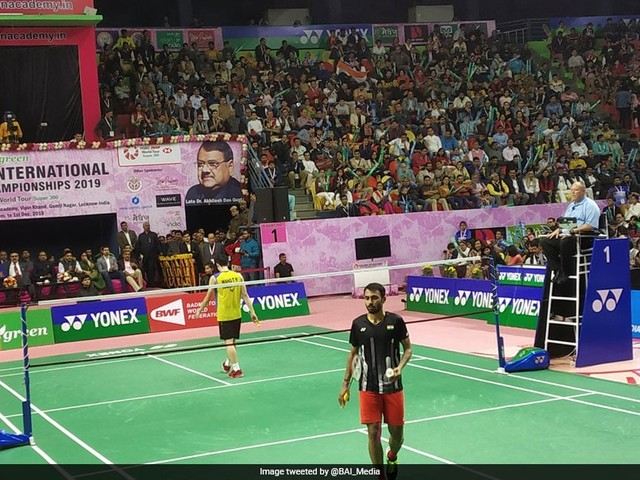 Syed Modi International: Sourabh Verma Loses To Wang Tzu Wei In Final