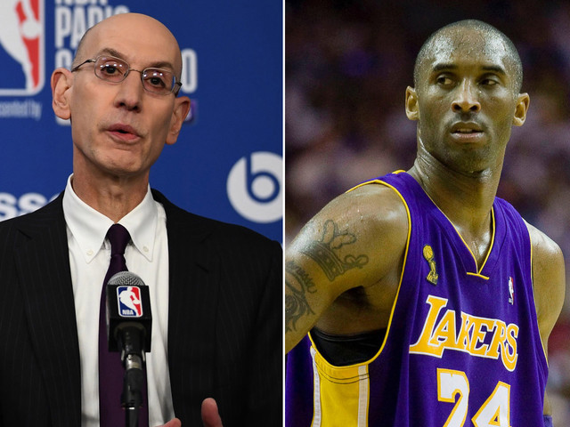 NBA commissioner Adam Silver hails 'remarkable' Kobe Bryant after deadly helicopter crash