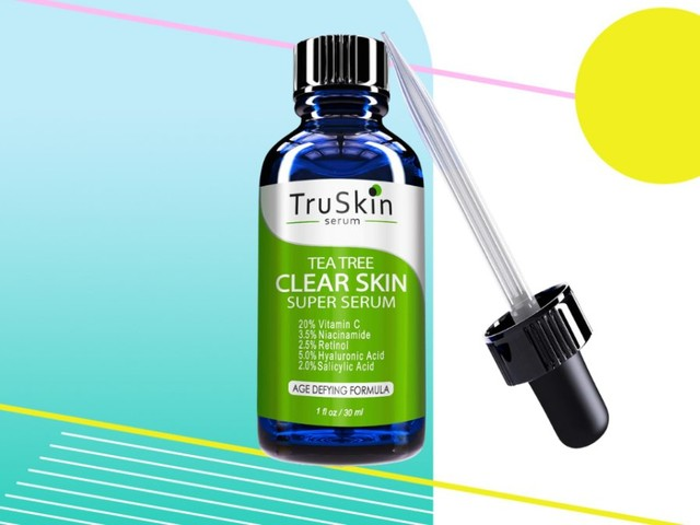 Fight acne and skin inflammation with this affordable serum on Amazon
