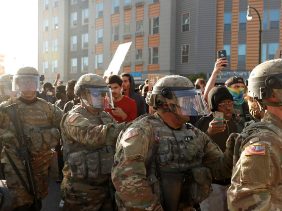 Minnesota To Test All 7,000 National Guardsmen Deployed To Quell Riots As First Tests Positive