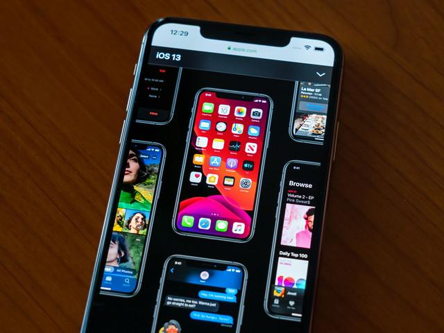 Apple rolls out iOS 13.2 public beta 3