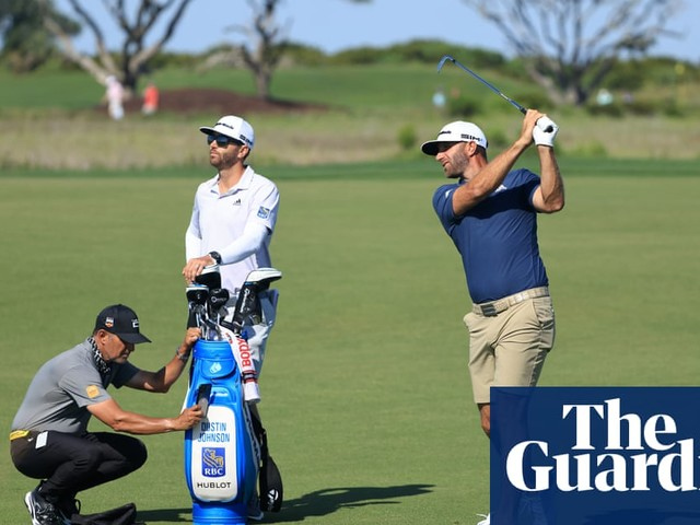 Super league would not qualify for golf's world ranking points