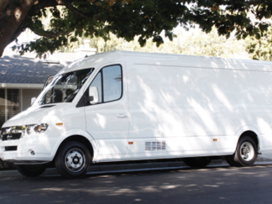 Chinese Startup Says It Will Bring First Medium-Duty EVs To US