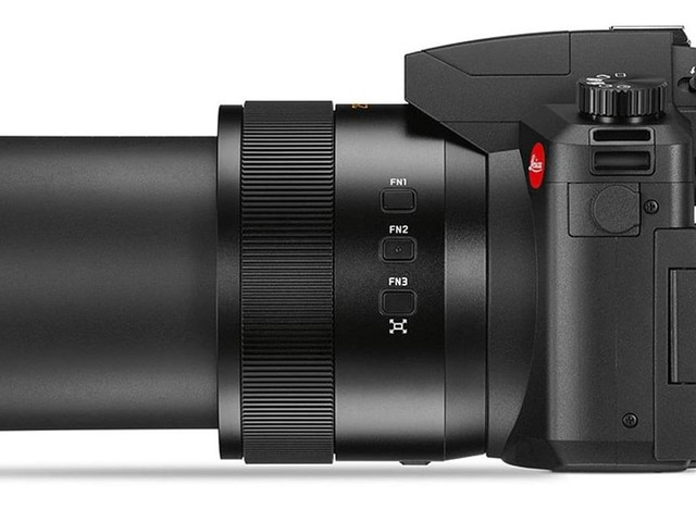 Leica V-Lux 5 Superzoom Camera With 16x Optical Zoom Launched