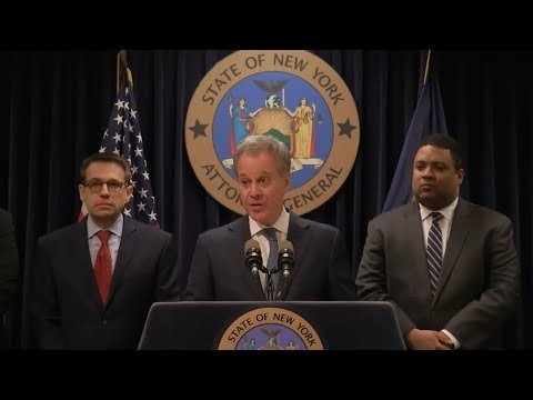 A.G. Schneiderman Files Suit To Block Trump Administration From Demanding Citizenship Info In 2020 Census