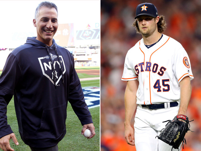 Andy Pettitte was part of Yankees group recruiting Gerrit Cole