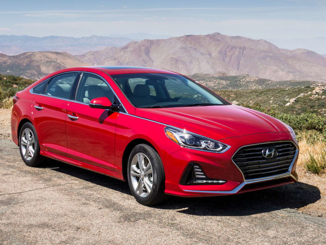 Updated 2018 Hyundai Sonata Rated Top Safety Pick Plus