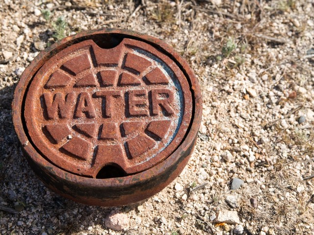 Overdeveloped land, subsidence, large populations: California's water crisis