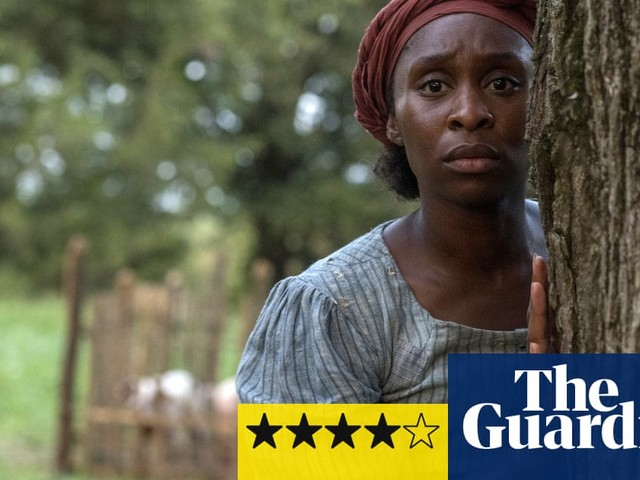 Harriet review –Cynthia Erivo is sublime as legendary slave rebel