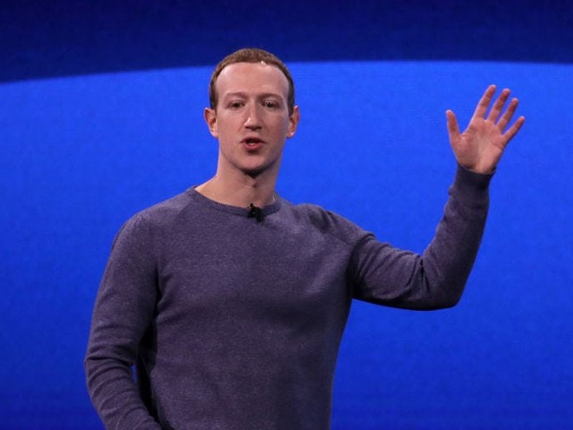 The tech buzzword of 2020 has already arrived after only 9 days: 'decentralized' (FB)