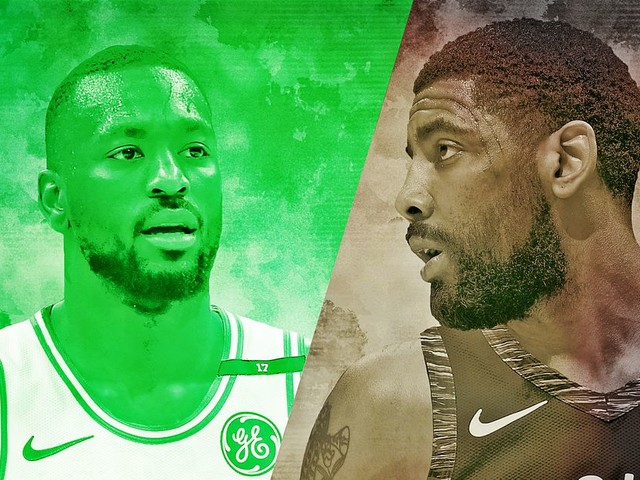Kemba Walker and Kyrie Irving Reshape the Eastern Conference