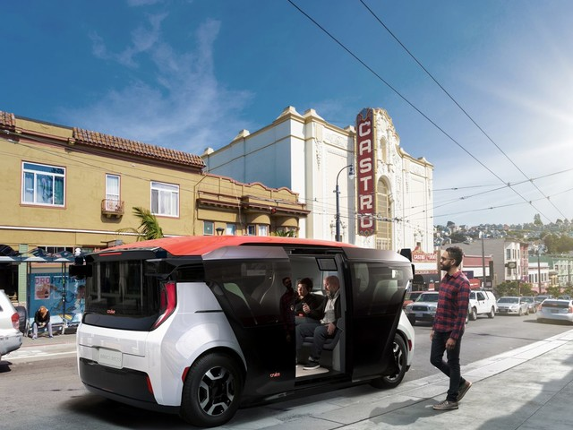 One-box Bliss? Cruise Origin Is GM's First Ground-up Driverless Vehicle