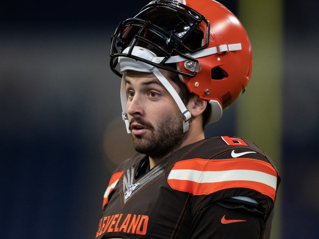 Browns' Baker Mayfield was shocked the New York Giants drafted Daniel Jones: 'Blows my mind'