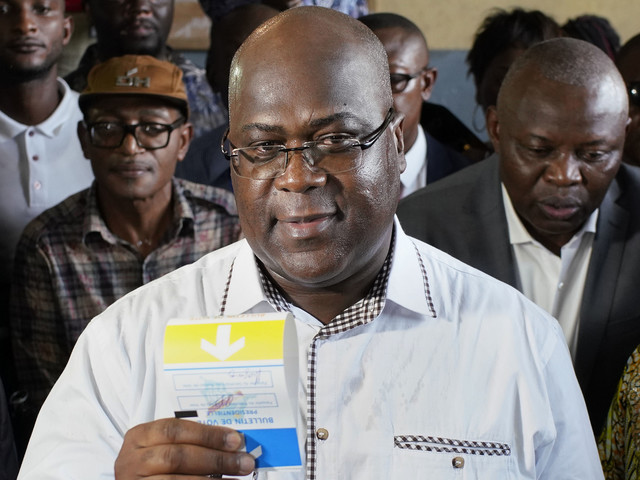 Surprise Winner Of Congolese Election Is An Opposition Leader