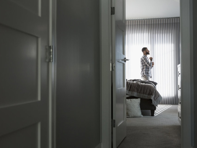 The First Time My Husband Came Home From The Psychiatric Hospital