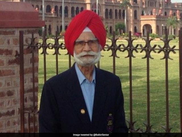 Hockey Legend Balbir Singh Sr Stays In Critical Condition With Pneumonia