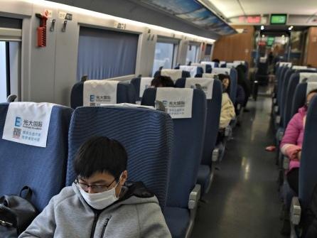 Chinese Mask Virus Symptoms to Thwart Border Entry Checks