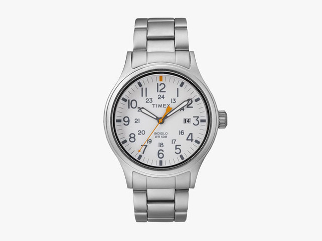 Get This Field Watch on a Steel Bracelet for Just $60
