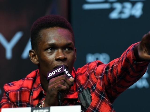 White says UFC looking to book Israel Adesanya vs. Yoel Romero in 2020