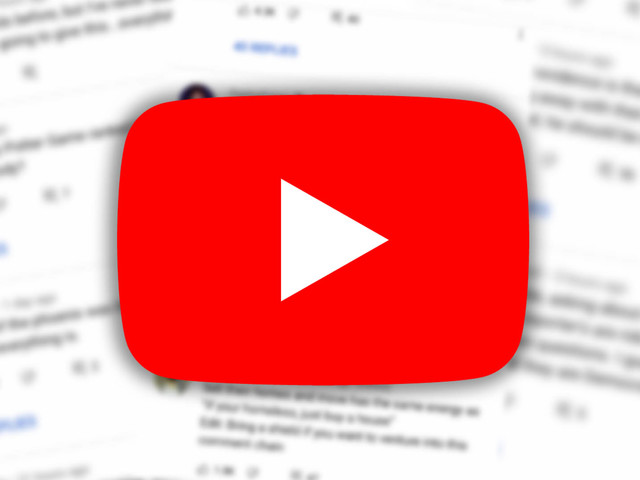 YouTube's fullscreen comments section is here to ruin everyone's day