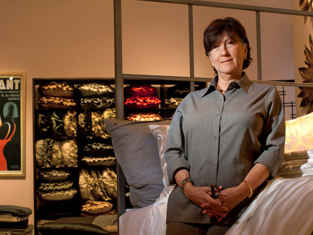 Ann Gish Phillips Dies at 70; Designed and Sold Luxury Bedding