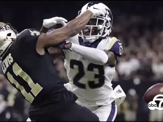 Rams host Saints in rematch of NFC Championship