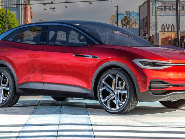 VW Pondering Electric Off-Roader SUV Dubbed ID Ruggdzz