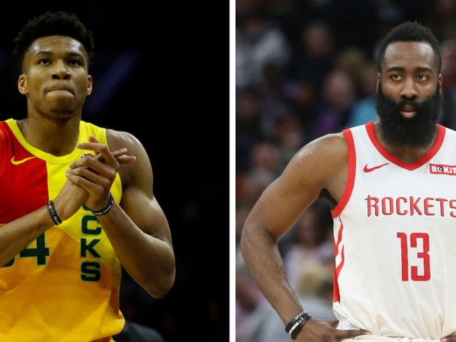 The NBA world is increasingly leaning in one direction in the tight MVP race between Giannis Antetokounmpo and James Harden