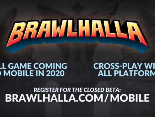 Brawlhalla is officially coming to Android in 2020, and you can sign up for the beta today