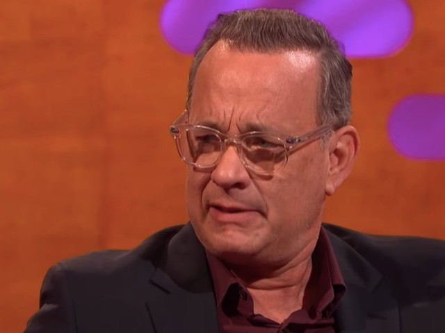 Staff at a music festival wouldn't serve beer to 62-year-old Tom Hanks because he didn't have ID