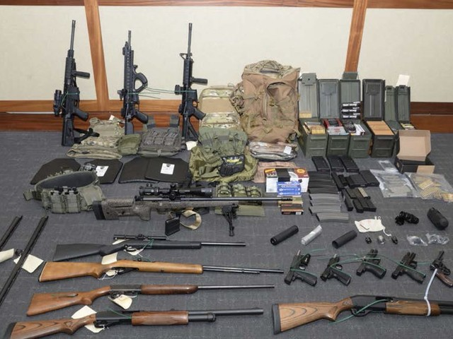 Christopher Hasson, Coast Guard officer accused of terror plot, asks for leniency
