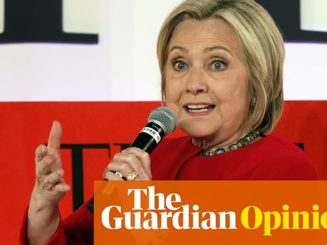 Hillary Clinton's attacks on Tulsi Gabbard are embarrassing and paranoid | Nathan Robinson