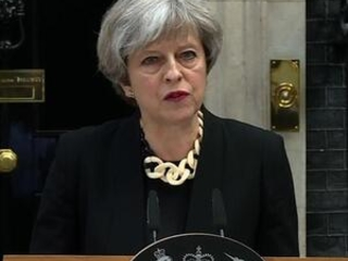 UK PM: We Must Turn Minds Away from Violence