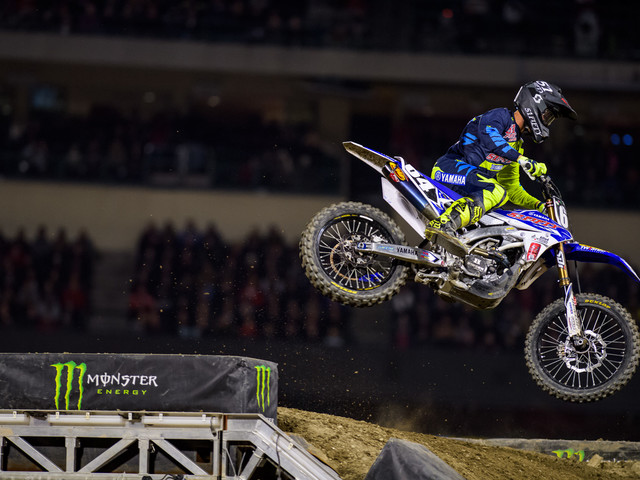 Hayden Mellross Remains With 51FIFTY Energy Yamaha - Australian Returns For Third Year