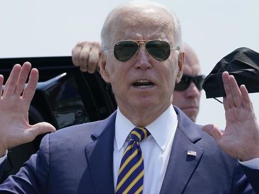 Biden Says $3.5T Spending Plan Won't Stoke Inflation